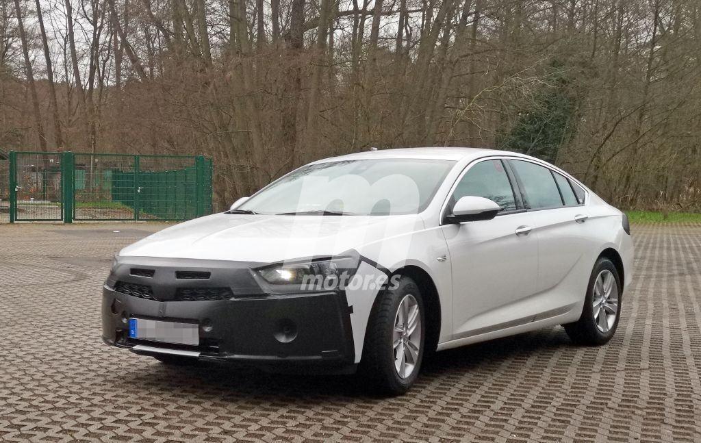 El Opel Insignia 2022 tomará la plataforma del Peugeot 508 y sus mecánicas