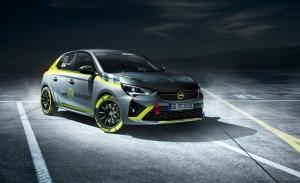Opel nos presenta el Corsa-e Rally, y su nueva competición ADAC Opel e-Rally Cup para eléctricos