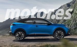 El Peugeot 2008 Cabrio es la alternativa al Volkswagen T-Roc Cabrio que necesita el mercado