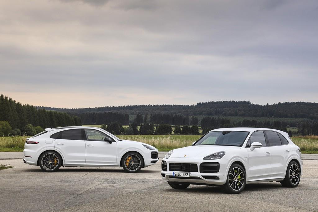 Porsche nos presenta las nuevas motorizaciones E-Hybrid y Turbo S E-Hybrid para la gama Cayenne