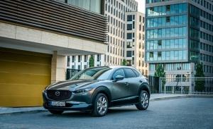 El nuevo Mazda CX-30 recibe un motor diésel, estos son sus precios