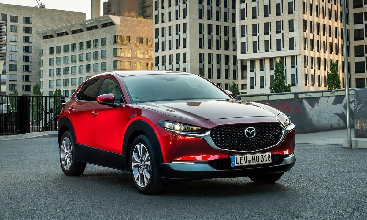 El nuevo Mazda CX-30 ahora con motor SkyActiv-X, estos son sus precios
