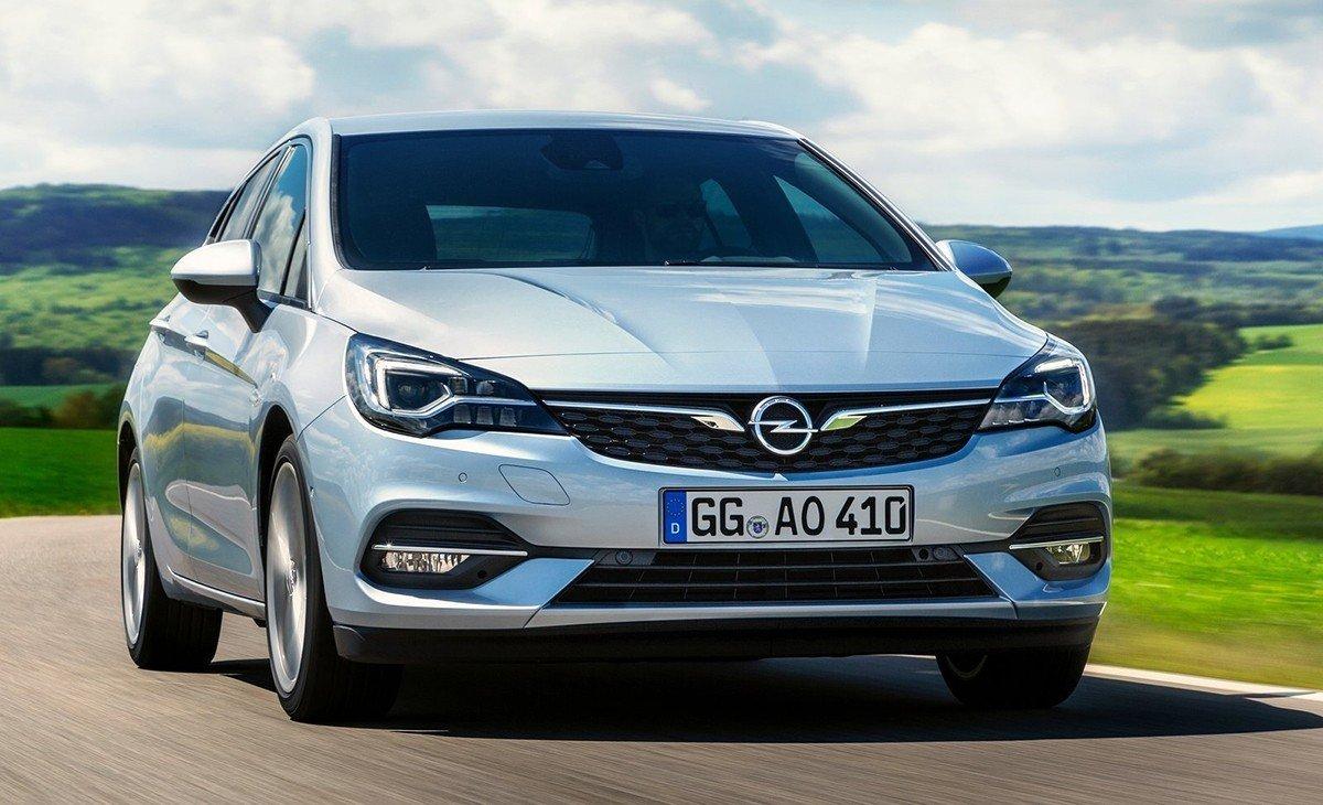 Precios del Opel Astra 2020, el renovado compacto entra en escena