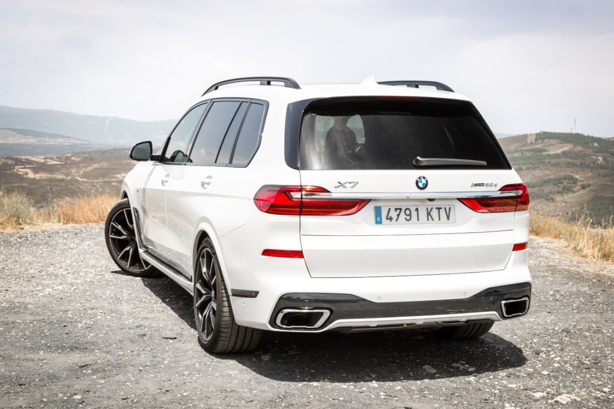 BMW X7 LCI