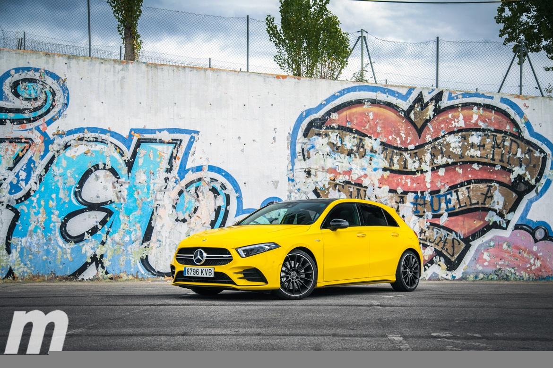 Mercedes Clase A Facelift