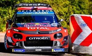 Ogier se lleva el igualado shakedown del Rally de Alemania