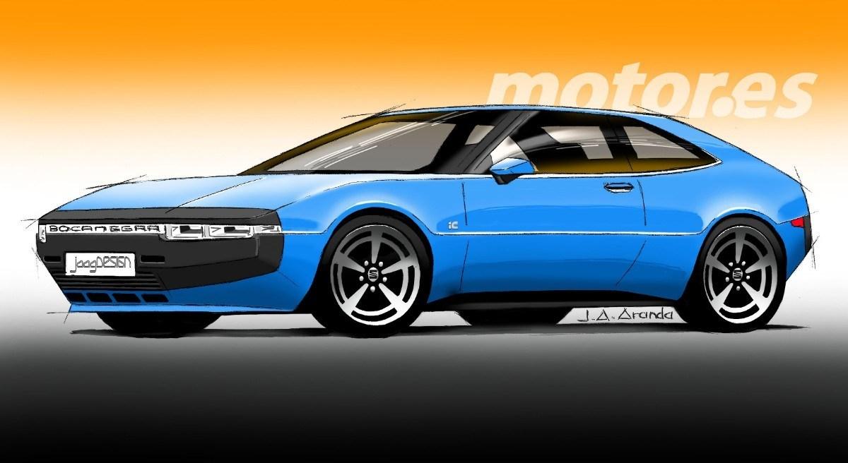 Soñando con un nuevo Bocanegra, el coche halo perfecto para SEAT