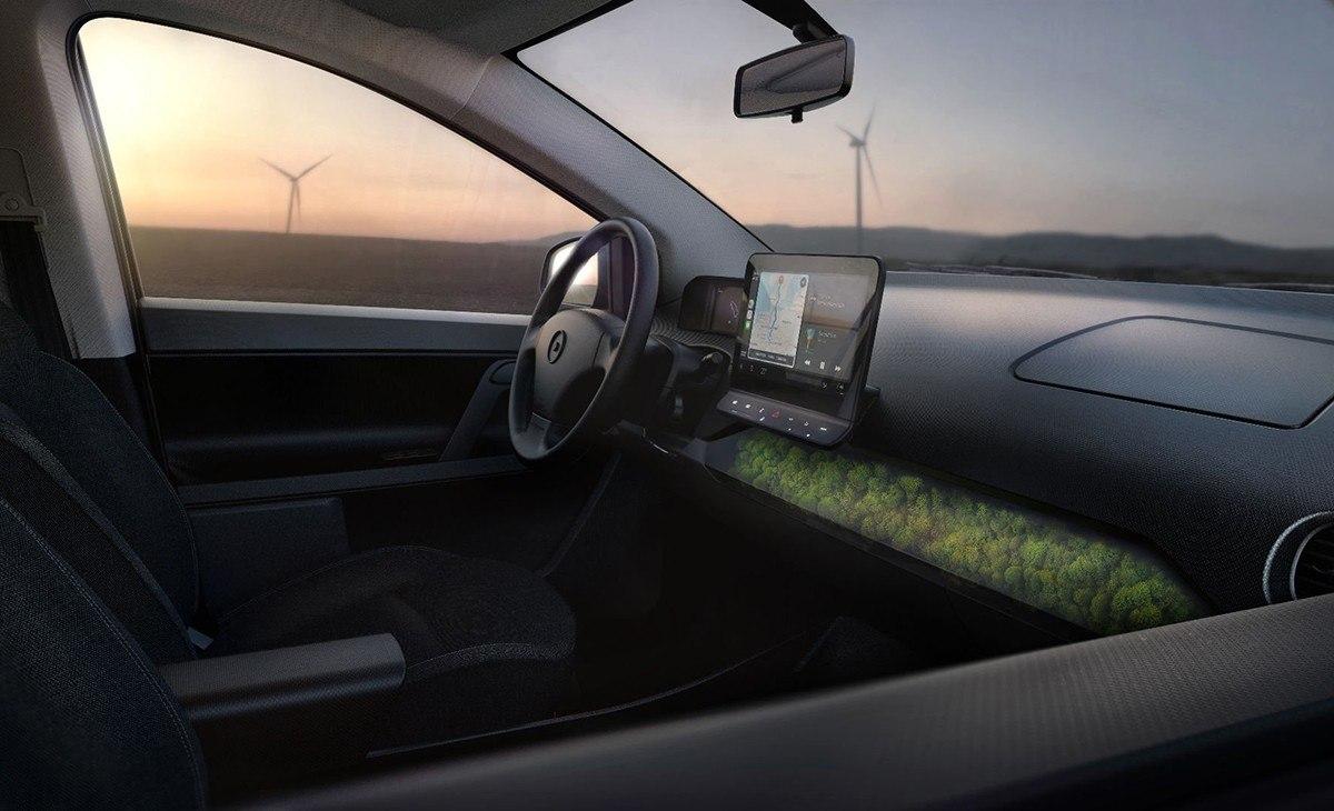 Sono Motors muestra el interior del Sion, su esperado coche eléctrico