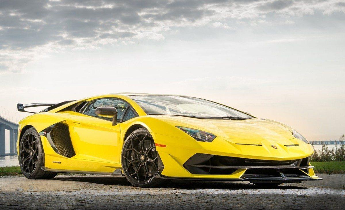 El sucesor del Lamborghini Aventador no será una realidad hasta 2024