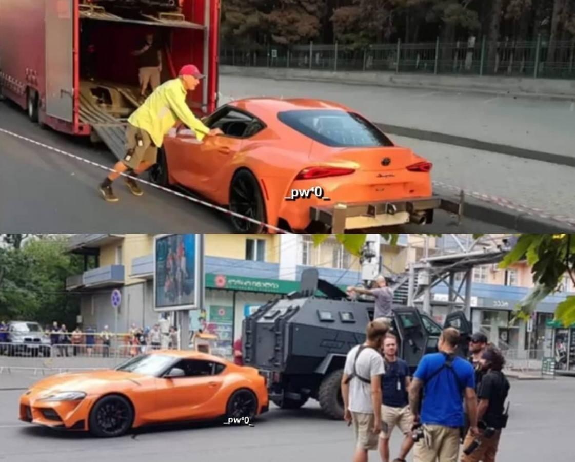 Veremos al Toyota GR Supra en la próxima película de Fast & Furious