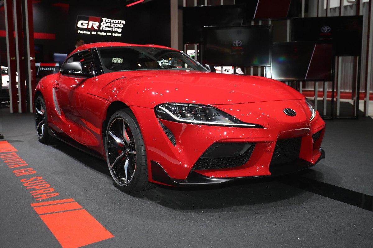 El Toyota Supra alcanza 426 CV con unos pocos cambios en la ECU