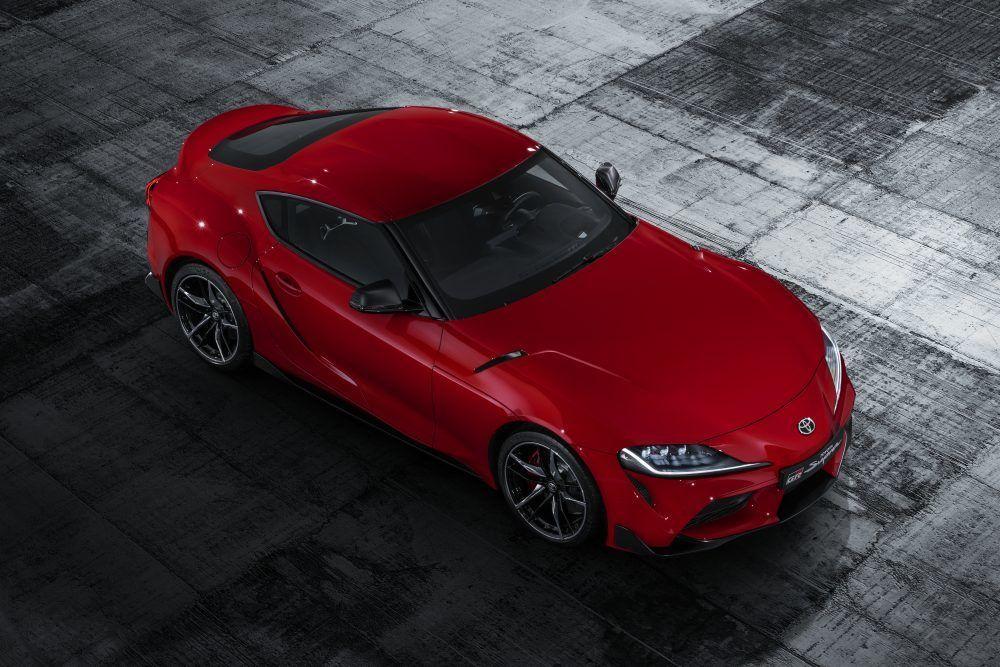 Toyota confirma que el Supra tendrá nuevas y más potentes versiones