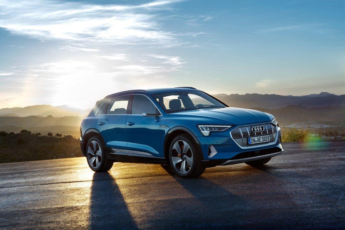 Noruega - Julio 2019: El Audi e-tron visita el podio por primera vez