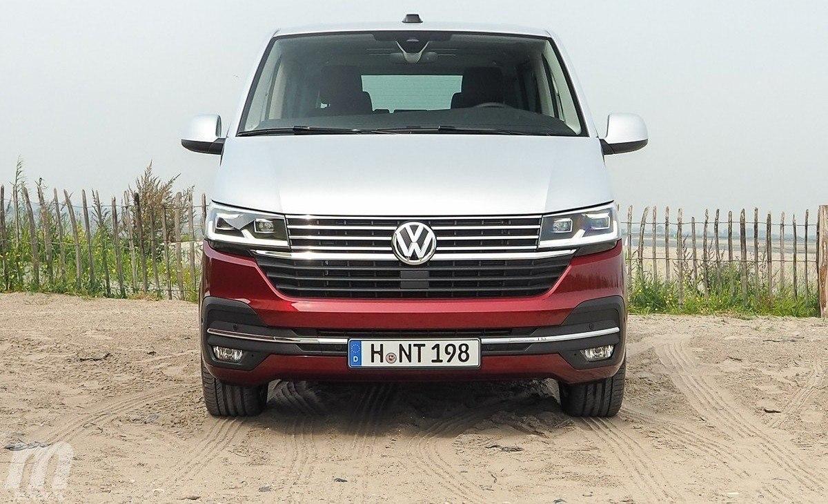 Volkswagen T6.1: cuatro modelos preparados para el mundo digital