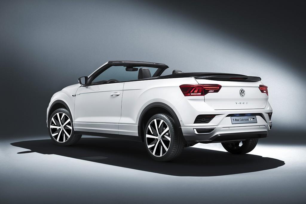Conozcamos oficialmente al nuevo Volkswagen T-Roc Cabrio