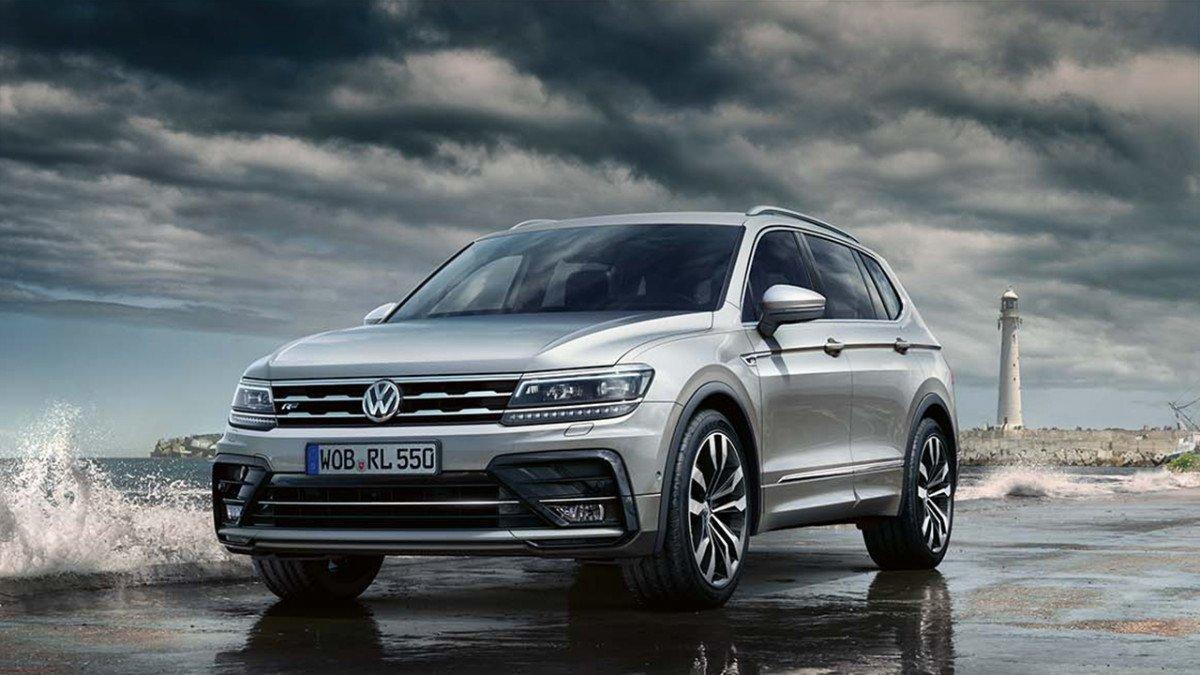 El futuro Volkswagen Tiguan llegará en 2022 con un aspecto más deportivo