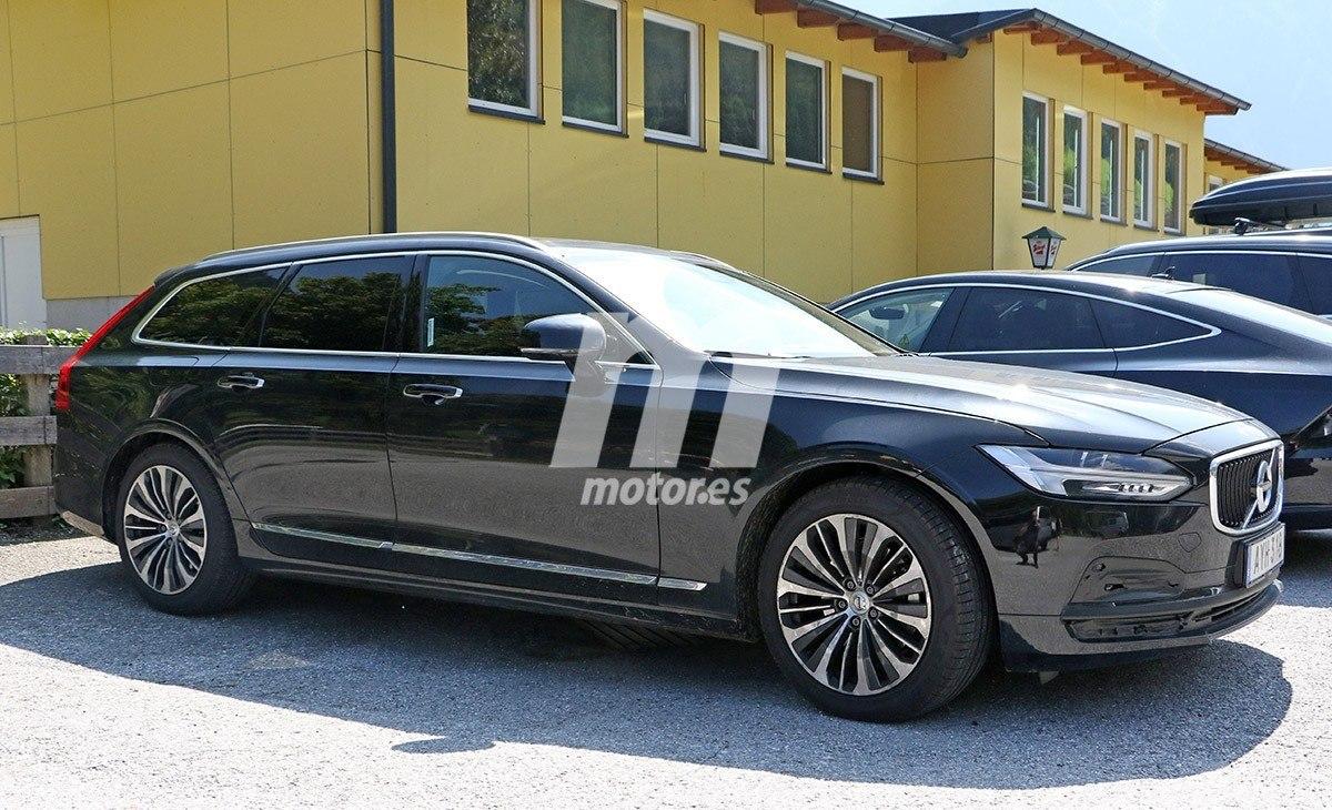 2021 Volvo S90/V90 Facelift 5