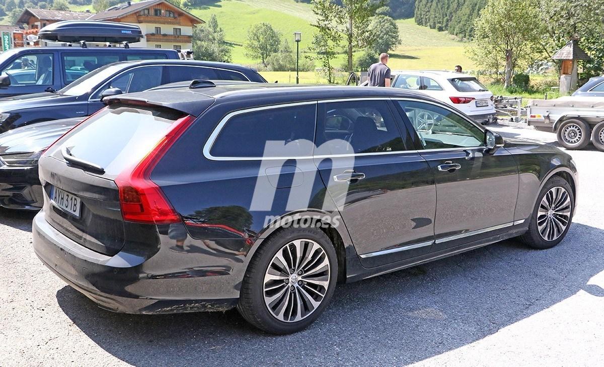2021 Volvo S90/V90 Facelift 7