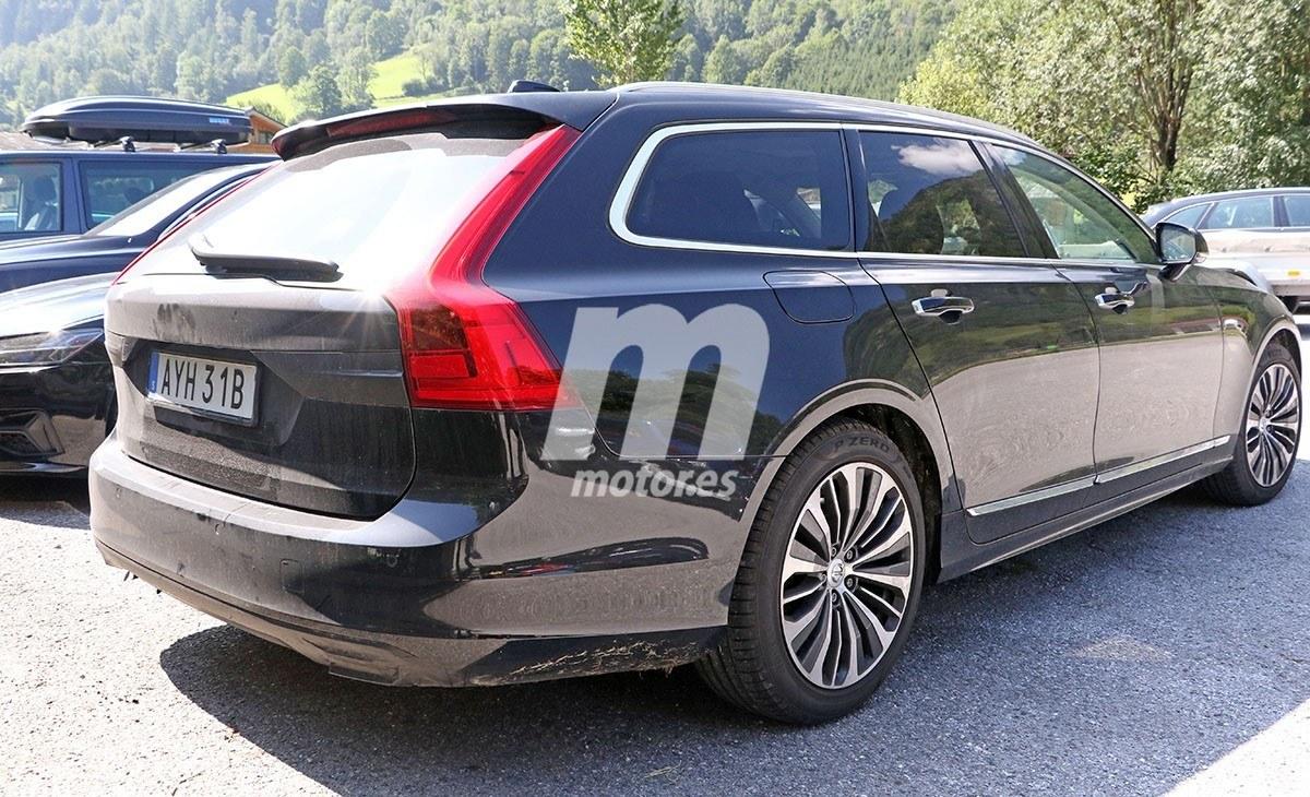 2021 Volvo S90/V90 Facelift 8