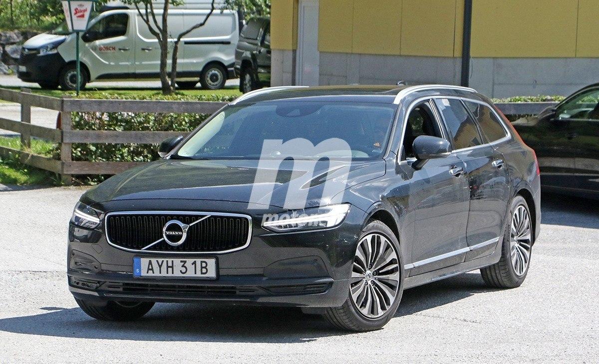 2021 Volvo S90/V90 Facelift 10