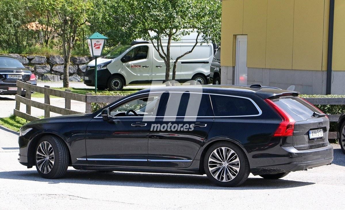 2021 Volvo S90/V90 Facelift 11