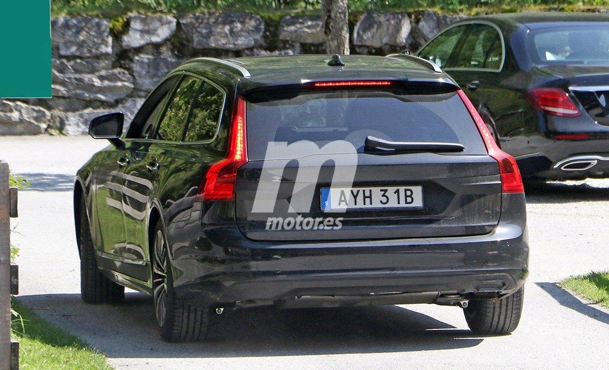 2021 Volvo S90/V90 Facelift 12