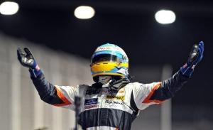 Alonso solo piensa en la copa de constructores