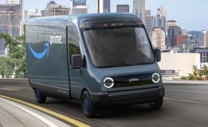 Amazon adquiere 100.000 furgonetas eléctricas de Rivian
