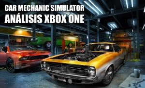Análisis Car Mechanic Simulator para Xbox One, un buen entretenimiento