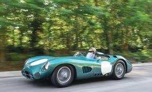 Aston Martin está trabajando en un radical speedster inspirado en el DBR1