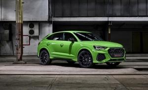 Audi RS Q3 Sportback 2020, el SUV coupé compacto muestra su lado más radical