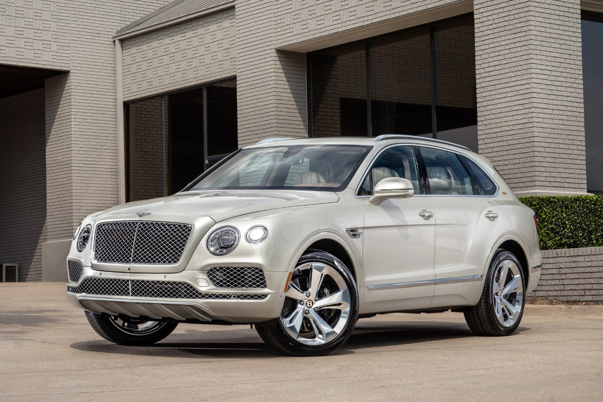 Nuevo Bentley Bentayga Stetson Edition exclusivo para los clientes de Dallas