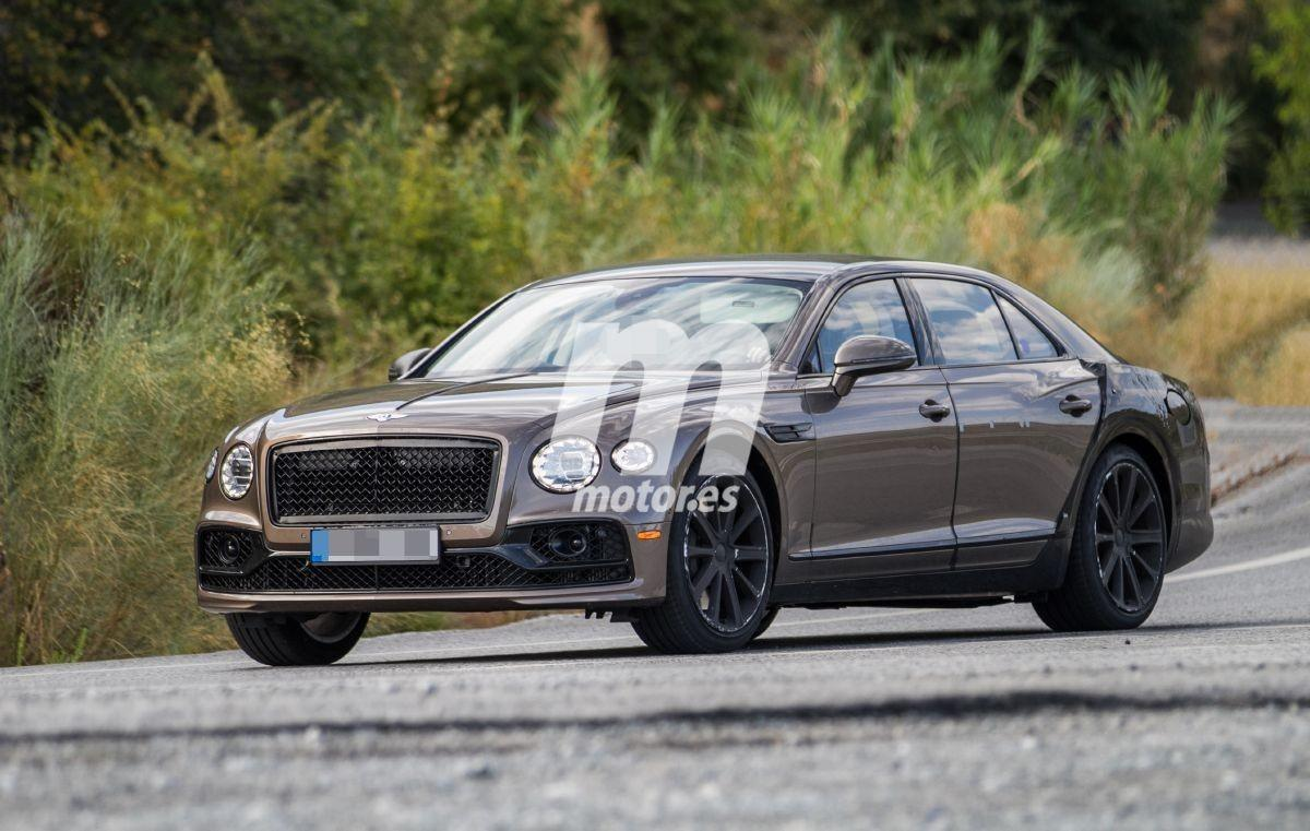 2018 Bentley Continental Flying Spur 45