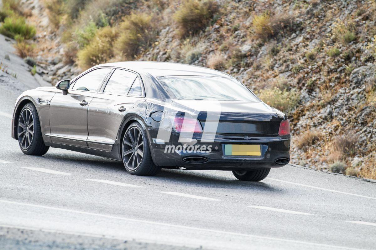 2018 Bentley Continental Flying Spur 47