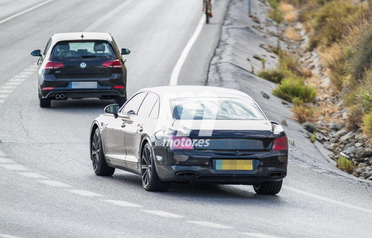 2018 Bentley Continental Flying Spur 48