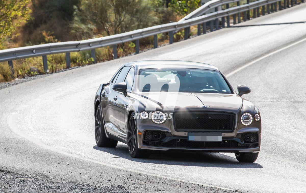2018 Bentley Continental Flying Spur 49