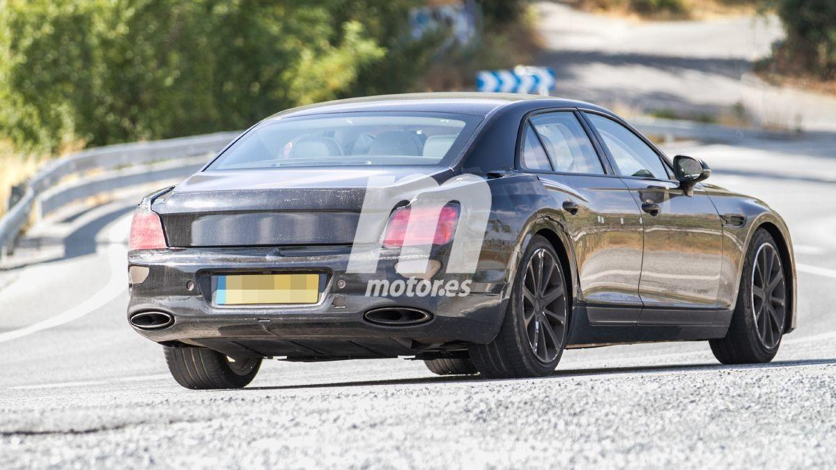 2018 Bentley Continental Flying Spur 53