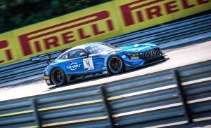 La Blancpain GT World Challenge Europe busca campeón en Hungría