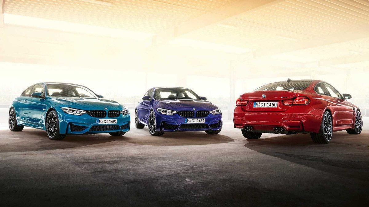 Nuevo BMW M4 Edition M Heritage, solo 750 unidades para todos los mercados