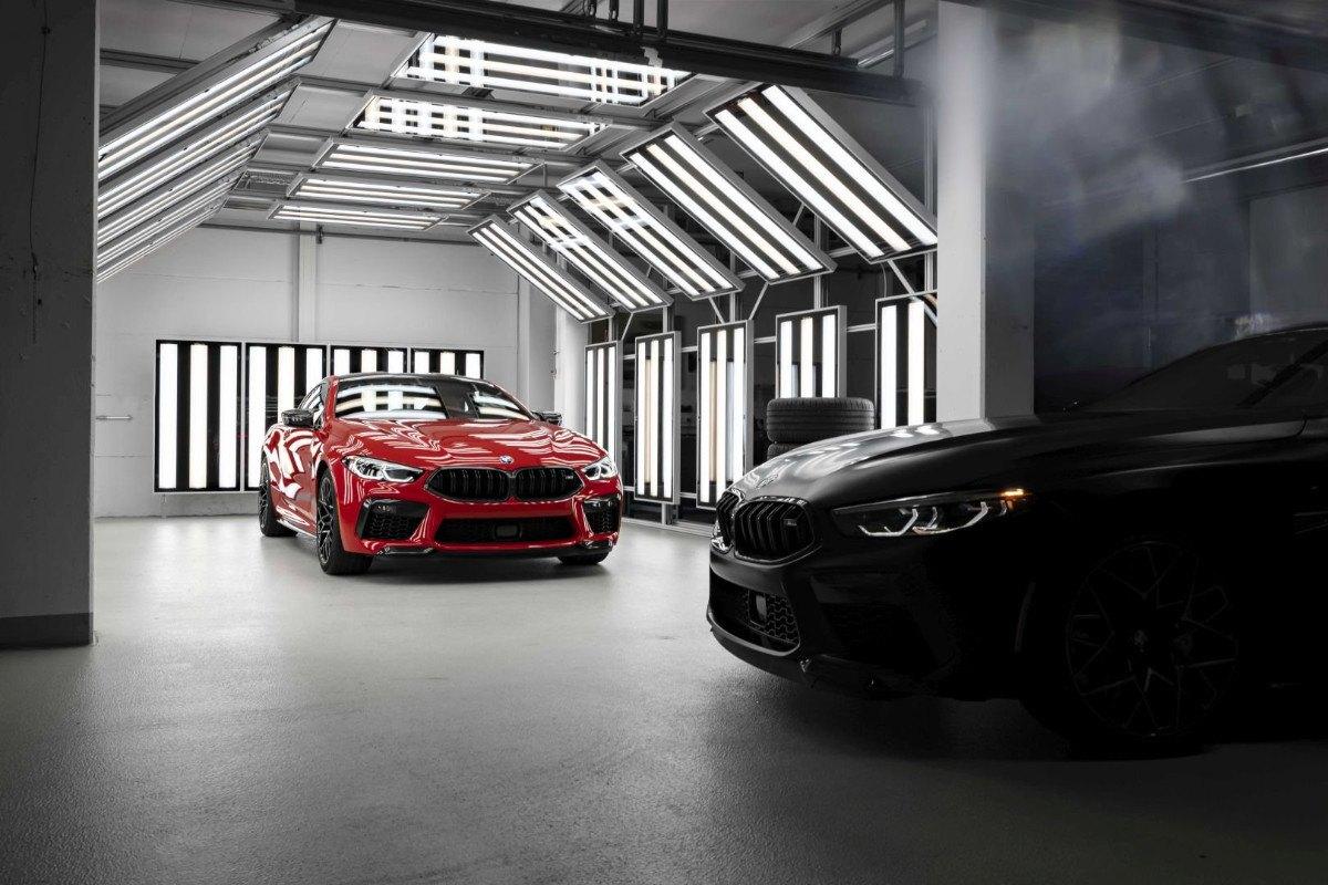 Nuevo BMW M8 Competition Individual Manufaktur Edition exclusivo para Canadá