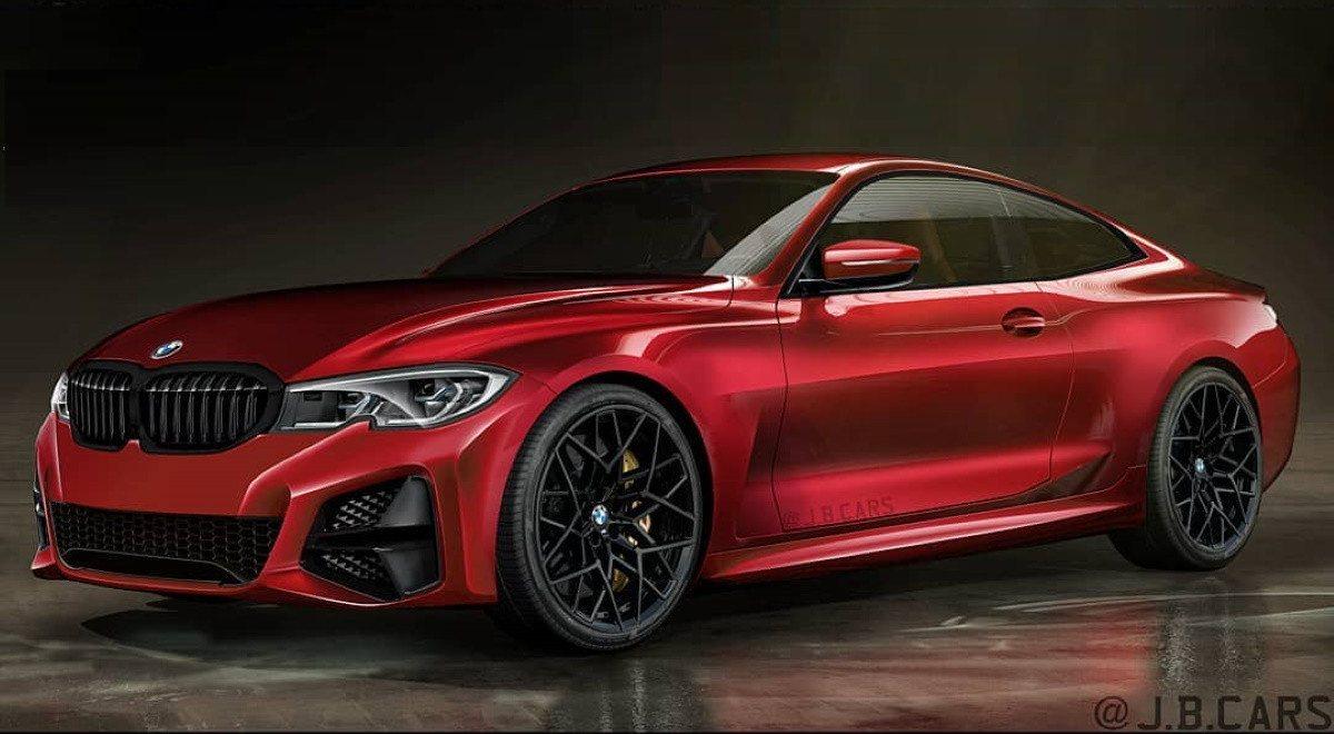 Este es el probable aspecto del futuro BMW Serie 4 Coupé 2021