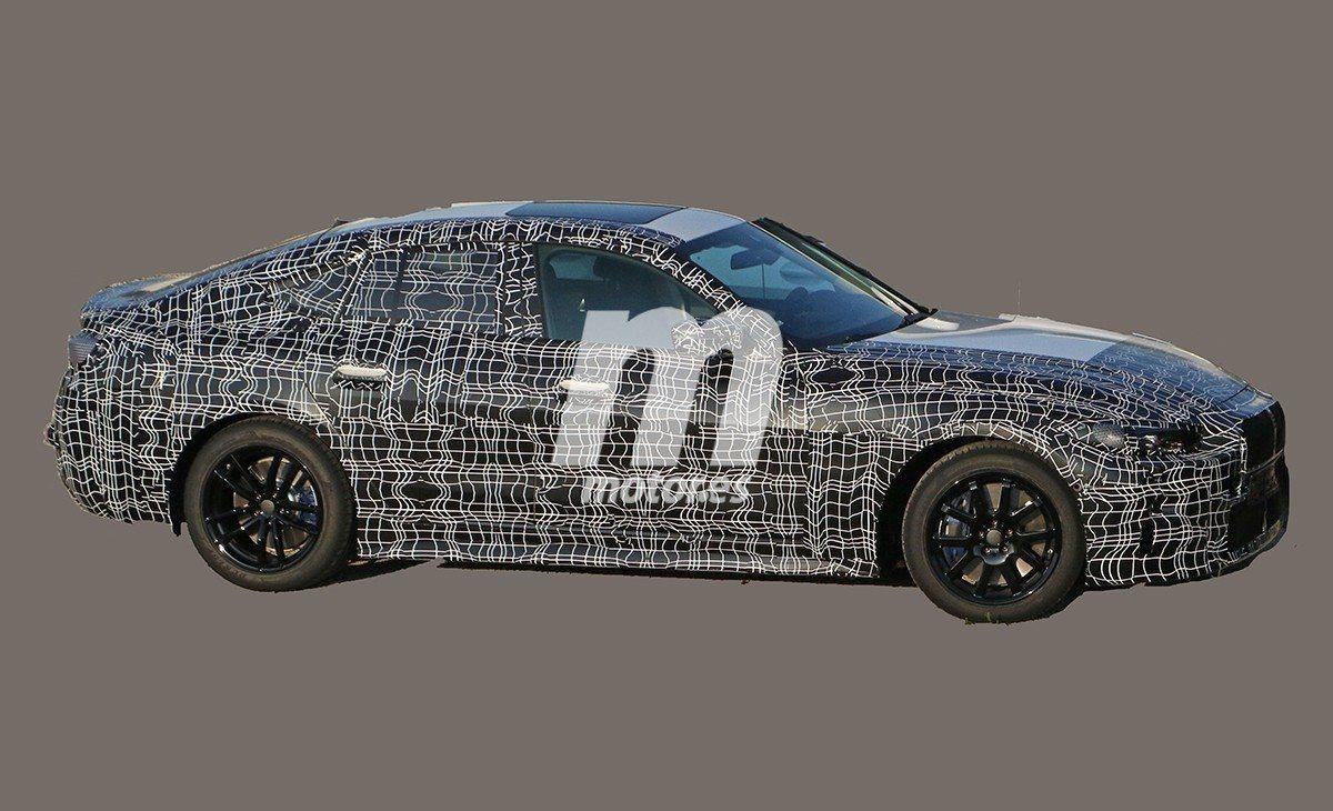 BMW Serie 4 Gran Coupé 2021, ¡primeras fotos de la nueva generación!
