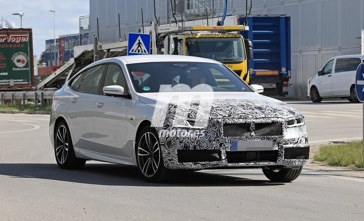 El nuevo BMW Serie 6 GT 2020 al detalle en estas fotos espía