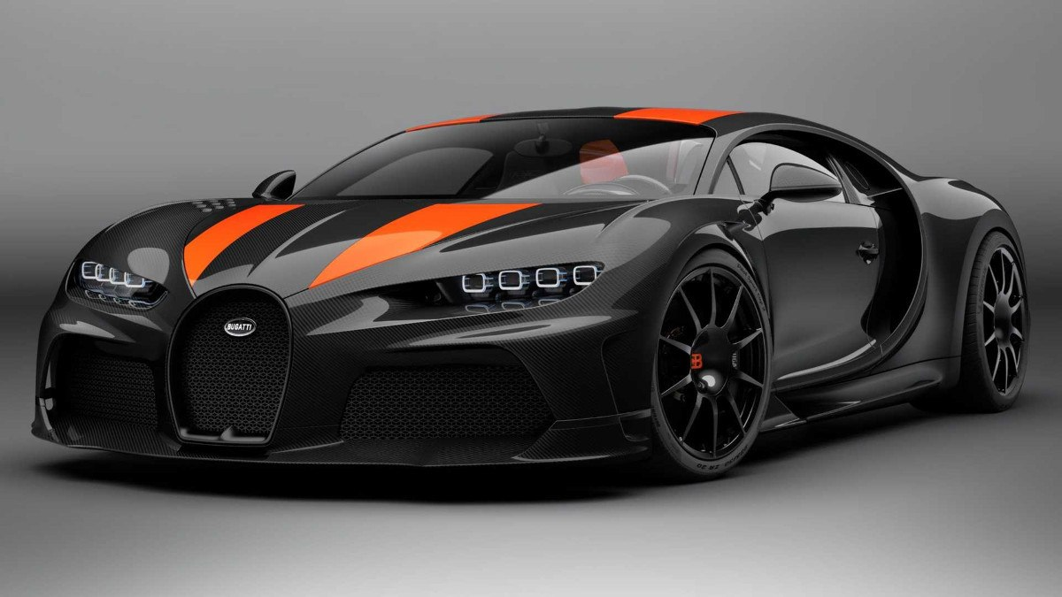 El Bugatti Chiron Super Sport 300+ agotado en una semana