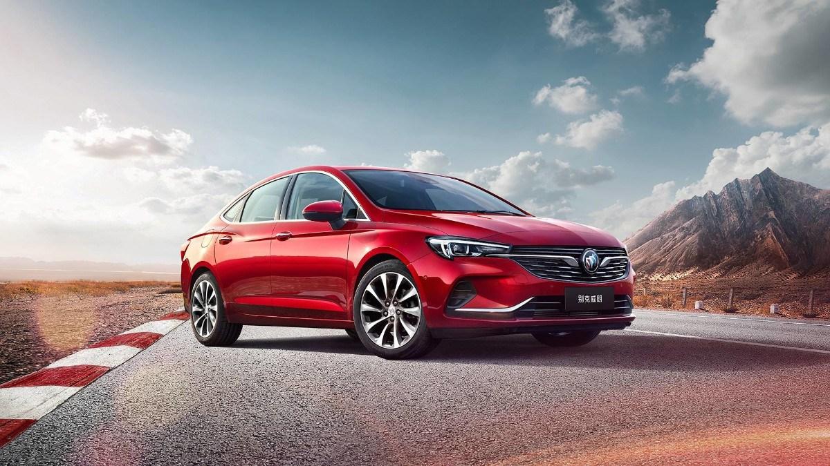 El nuevo Buick Verano 2020 ya es oficial en China