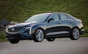 Cadillac CT4 2020, nueva imagen y mucha tecnología