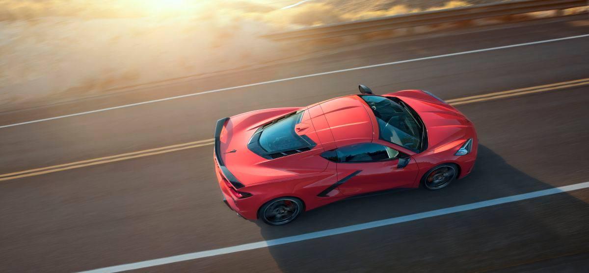 El nuevo Chevrolet Corvette Stingray alcanzando su velocidad máxima [vídeo]