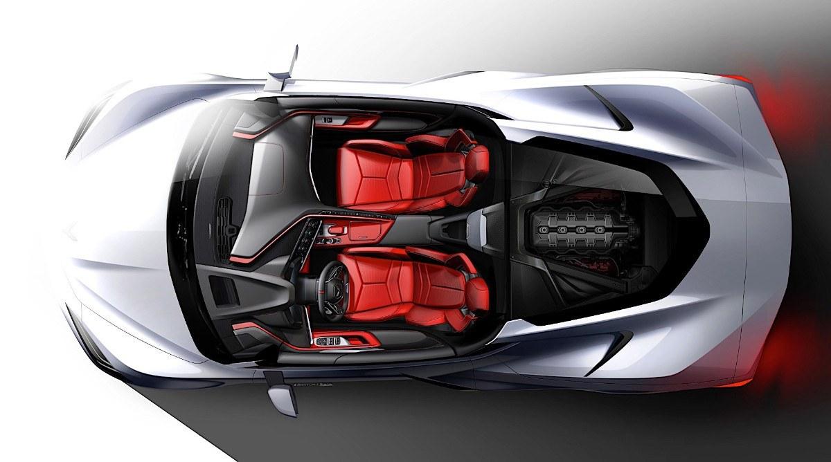 Chevrolet anuncia la presentación del nuevo Corvette Stingray Convertible