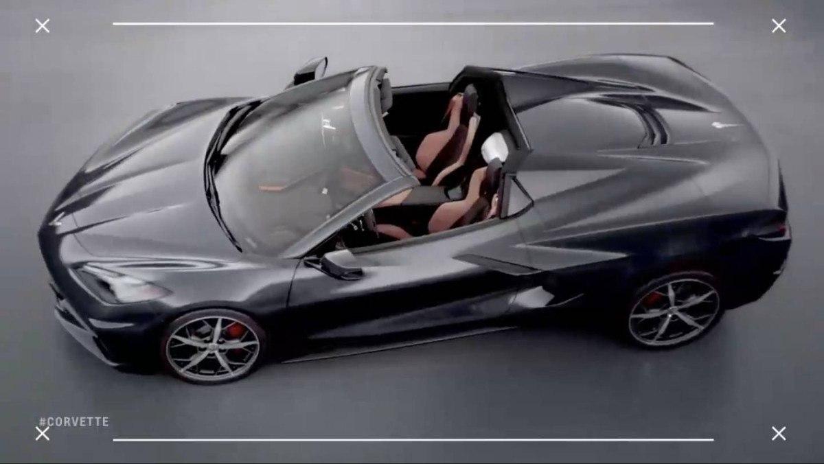 El nuevo Chevrolet Corvette Convertible será presentado en octubre