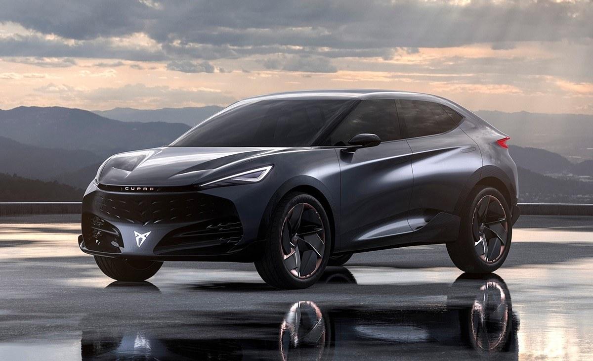 Cupra Tavascan Concept (Frankfurt 2019) 26